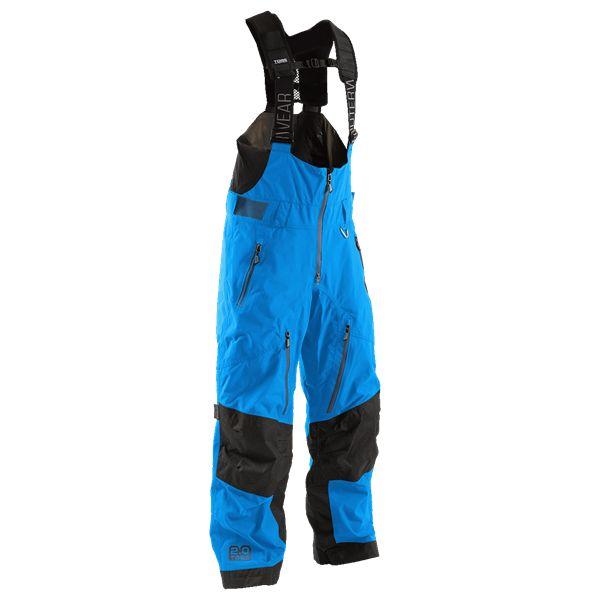 Tobe Pantaloni Snow Novo Bib Blue Aster 2020