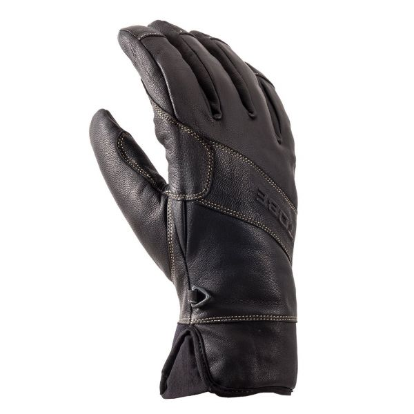 Manusi Snowmobil Tobe Snow Gloves Insulated Corium Undercuff Dark Ink 2021