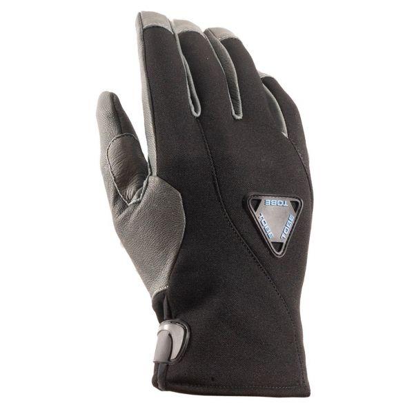 Manusi Snowmobil Tobe Snow Gloves Non-Insulated Capto Light Jet Black 2021