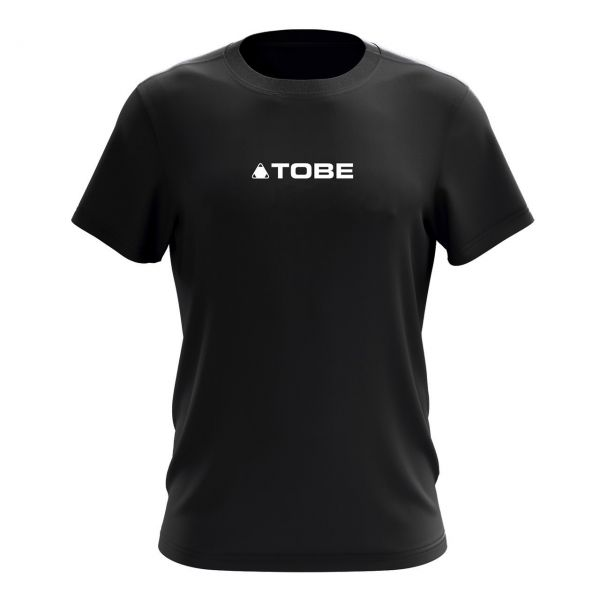 Tricouri/Camasi Casual Tobe Tricou Base Tee Black/White 2020