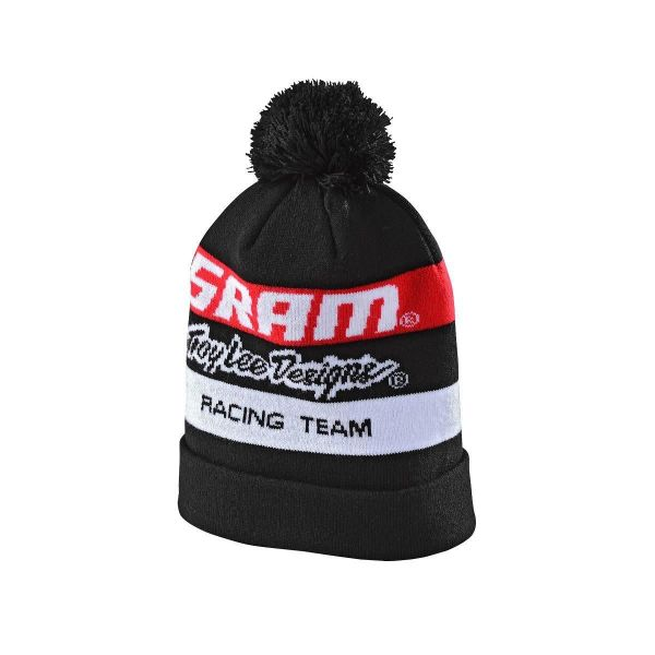 Caciuli Troy Lee Designs Caciula SRAM Racing Block Pom
