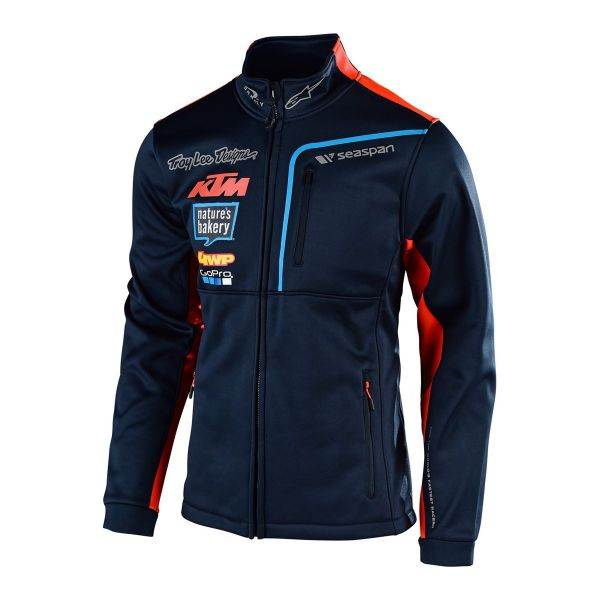 Geci Casual Troy Lee Designs Geaca TLD KTM TEAM POLAR FLEECE
