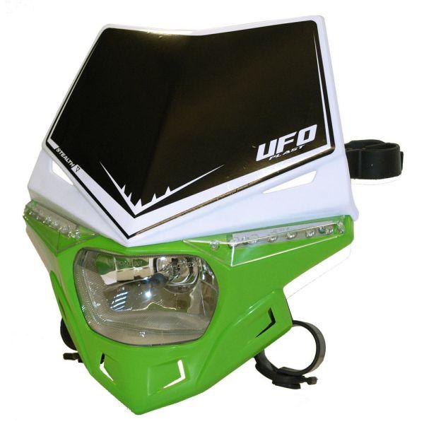 Plastice Universale Ufo Far Stealth Dual 12V/35W Led