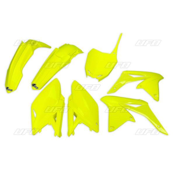 Plastice MX-Enduro Ufo Kit Complet Plastice Suzuki