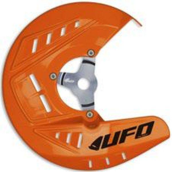 Protectii Disc Frana Ufo Protectie Disc Frana Fata KTM EXC 2008-2014 Orange KT04068-127