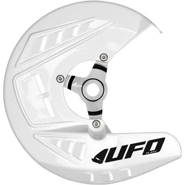 Protectii Disc Frana Ufo Protectie Disc Frana Fata KTM EXC 2008-2014 White KT04068-041