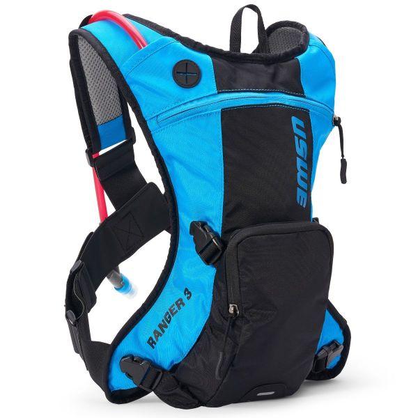 Rucsaci Hidratare USWE Rucsac Hidratare Ranger Blue 3L Rezervor 2L
