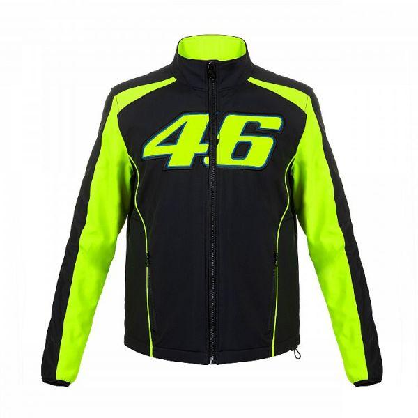 Geci/Hanorace Casual VR46 Geaca Softshell Jacket Rossi Race VRMJK306204