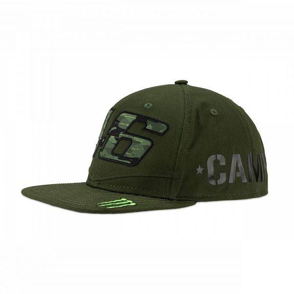 Sepci VR46 Sapca ADJ Camp Military MOMCA317308