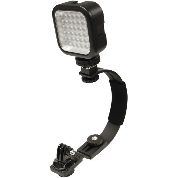 Video cameras WASP CAMERA MOUNT BLACK LED