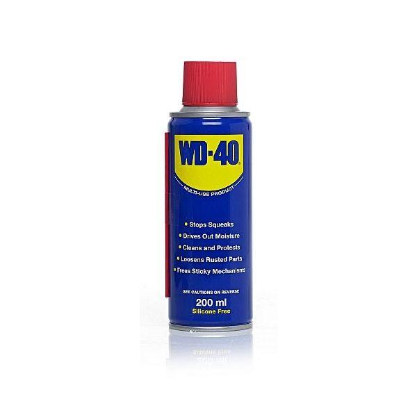Produse intretinere WD-40 Lubrifiant Multifunctional WD-40 200ml