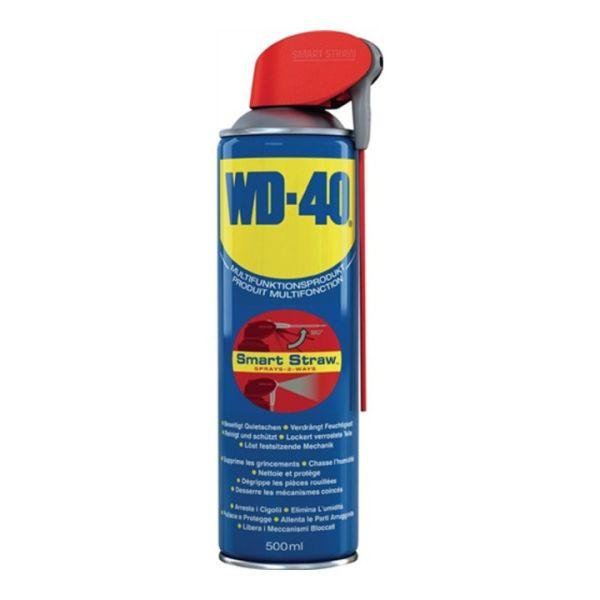 Produse intretinere WD-40 Lubrifiant Multifunctional Smart Straw 500 Ml