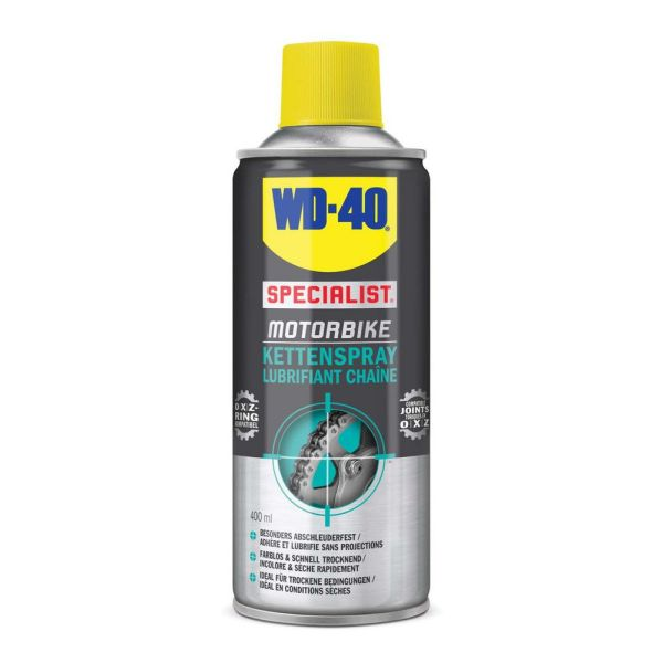 Spray de lant WD-40 Spray Lubrifiant Lant Specialist 400 ml