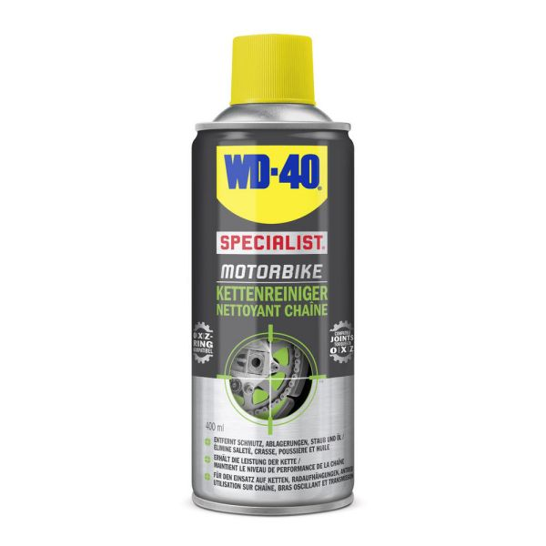 Spray de lant WD-40 Spray Curatare Lant Specialist 400ml