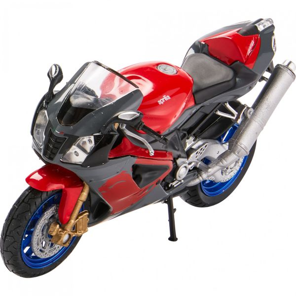 Machete On Road Welly Macheta Aprilia RSV 1000 R 2004-2009 1:18