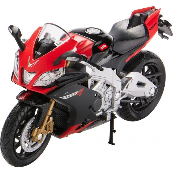 Machete On Road Welly Macheta Aprilia RSV 4 FACTORY 1:18