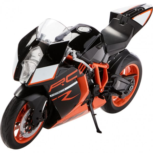 Machete On Road Welly Macheta KTM 1190 RC8 R.  1 : 10