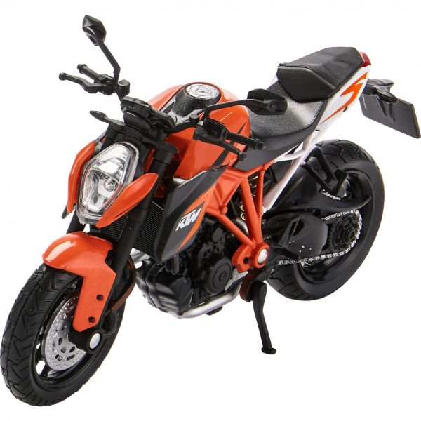 Machete On Road Welly Macheta KTM 690 ENDURO 1: 18
