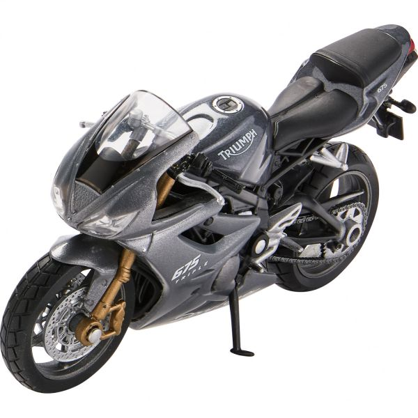 Machete On Road Welly Macheta Triumph DAYTONA 675 2006-2012 1: 18