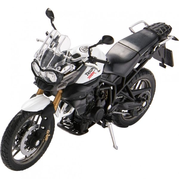 Machete On Road Welly Macheta Triumph TIGER 800 1:18