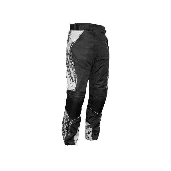 Pantaloni ATV Wulfsport Pantaloni ATV/Enduro Adventure Black/Gray 2019