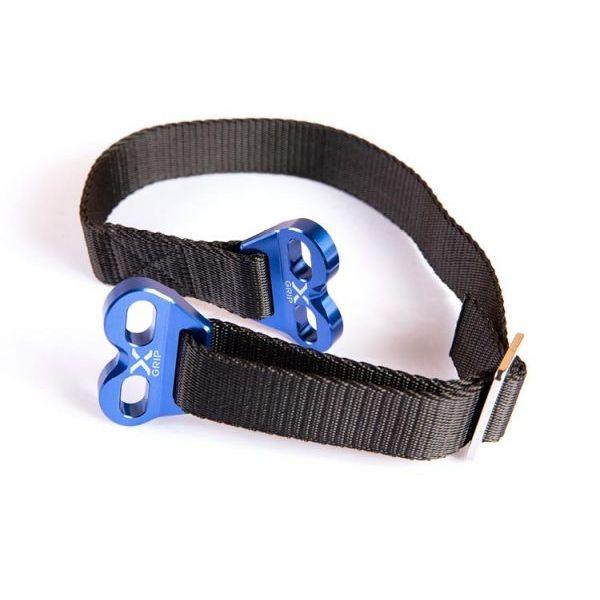 Accesorii MX-Enduro X-Grip Curea Tractare Fata KTM/Husqvarna Black/Blue XG-2145