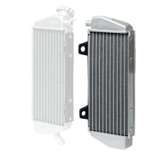 Radiatoare X-Grip Radiator Stang KTM/Husqvarna Silver 2017> XG-1667