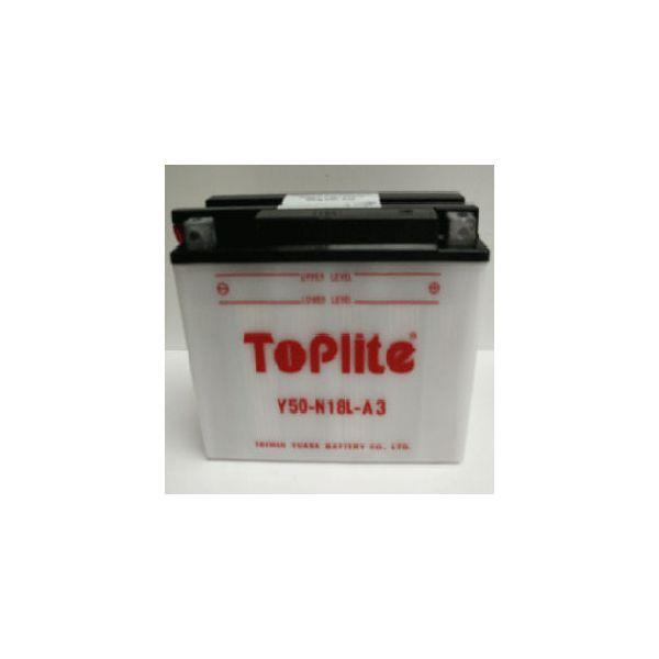 Acumulatori Cu Intretinere Yuasa Toplite Y50-N18L-A3 (CU INTR., NU INCL. ACID)