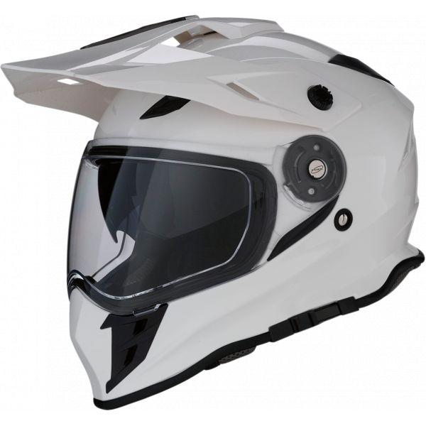 Casti ATV Z1R Casca ATV Range Alb 2020