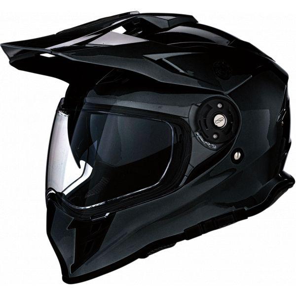 Casti ATV Z1R Casca ATV Dual Sport Range Glossy Black 2020