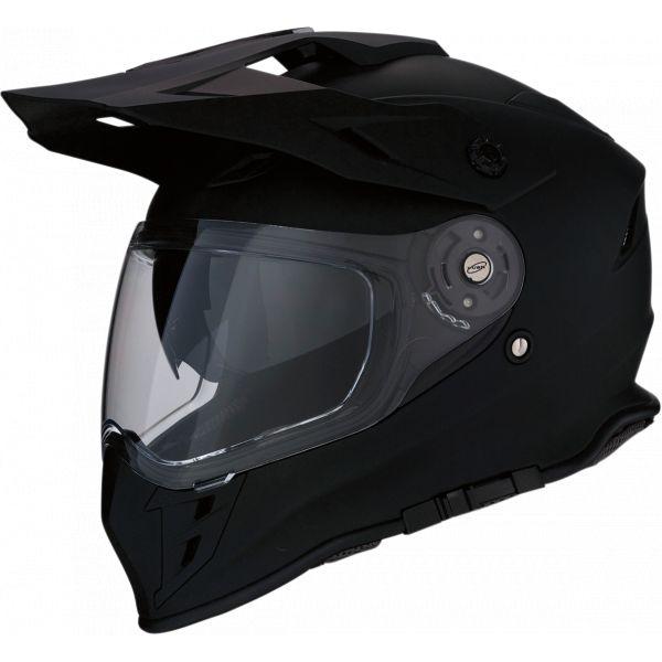 Casti ATV Z1R Casca ATV Range Negru Mat 2020