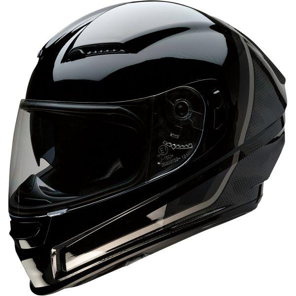 Casti Moto Integrale Z1R Casca Integrala Jackal Kuda Negru/Gri 2020