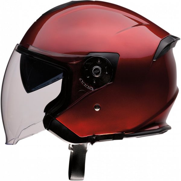Casti Moto Jet (Open Face) Z1R Casca Jet Road Maxx Wine 2020