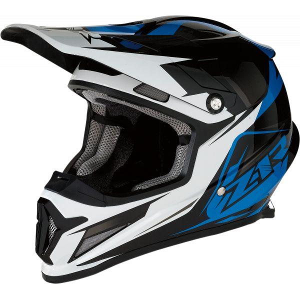 Casti MX-Enduro Z1R Casca MX Rise Ascend Albastru 2020