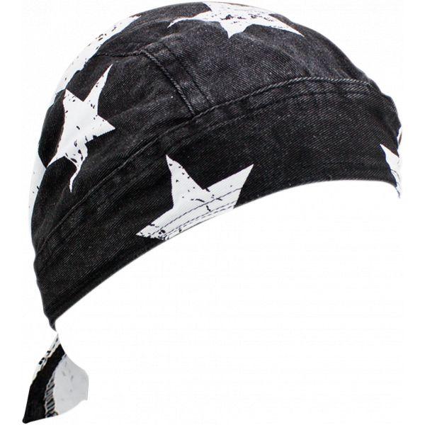 Cagule ZanHeadGear Bandana Road Hog Bandana Flag Tie-on One Size Zsg091 2021