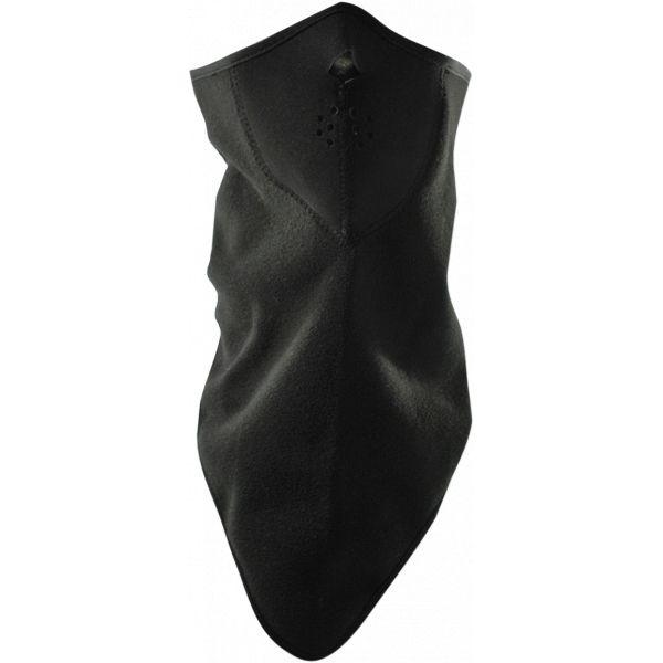 Cagule si Termice ZanHeadGear Masca Fata Half Face Neodanna With Neck Shield Black One Size Wne0114w 2021