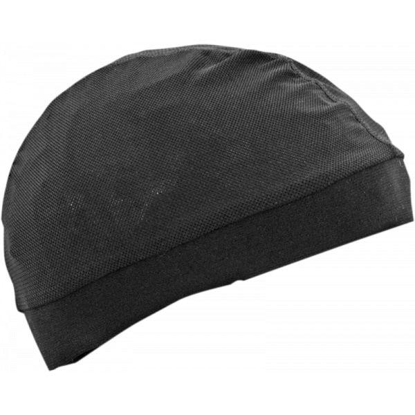 Caciuli ZanHeadGear Skull Cap Mesh Comfort Band Black One Size Wsc114m 2021