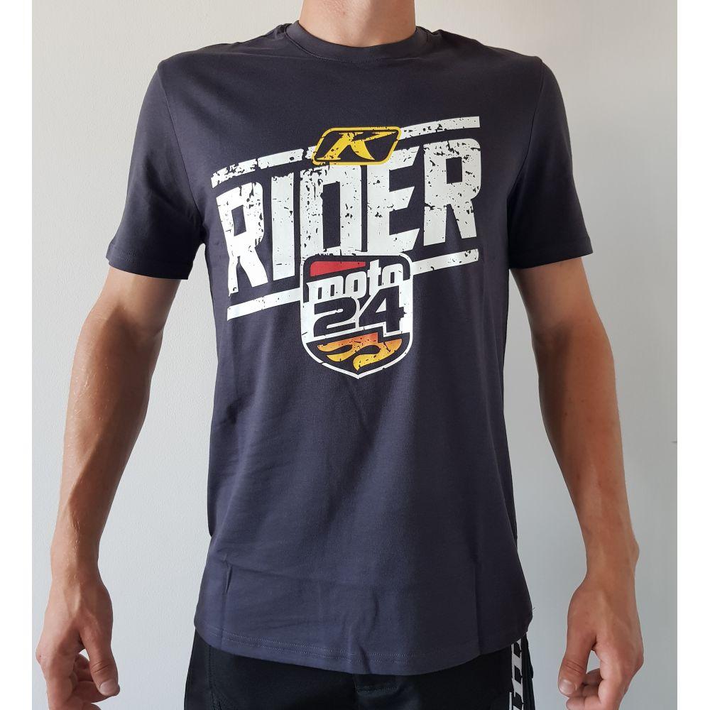 Tricou Rider Navy 2020