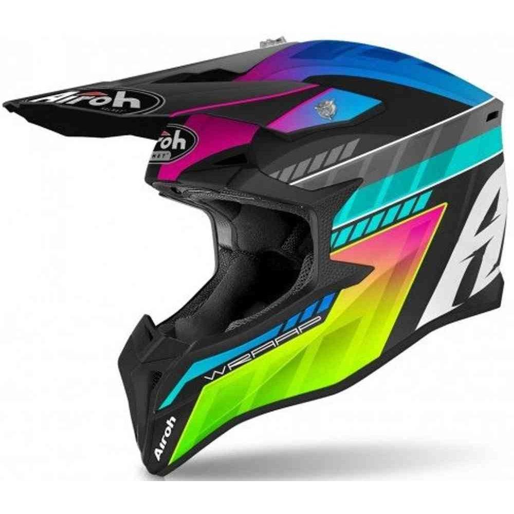 Casca Moto MX Wraap Prism Matt 2021