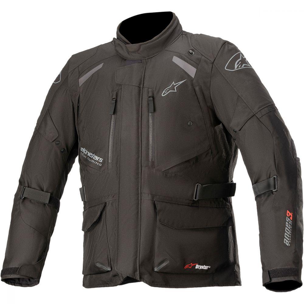 Geaca Moto Textila Andes Drystar v3 Black 2021