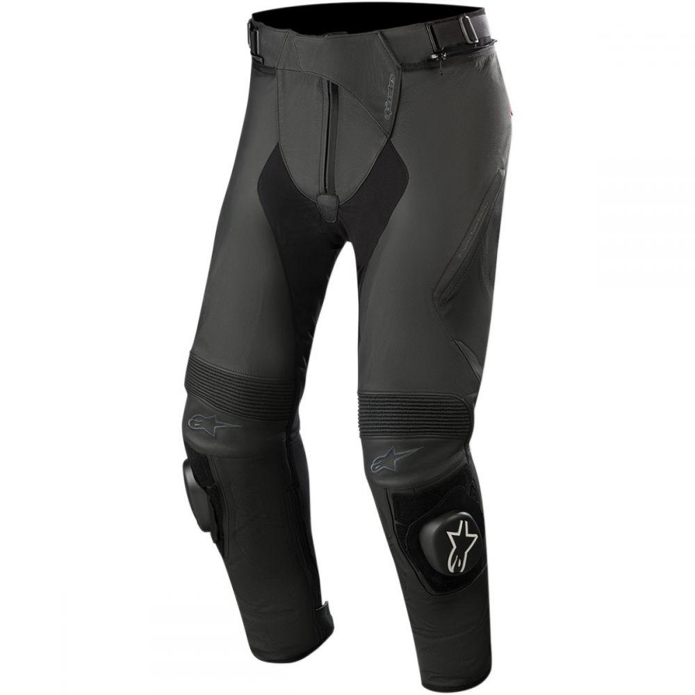 Pantaloni Piele Missile V2 Negru 2020