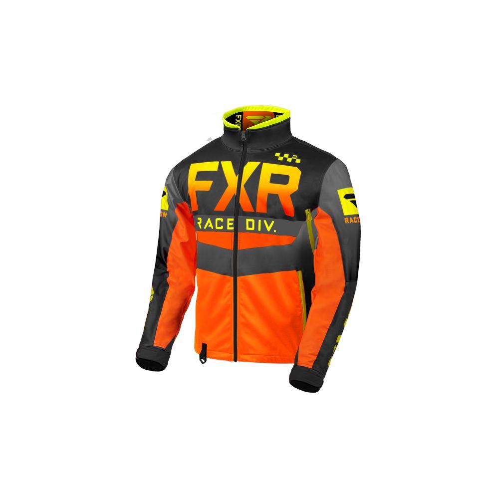 Geaca Cold Cross RR Hi Vis/Black/Orange/Grey 2020