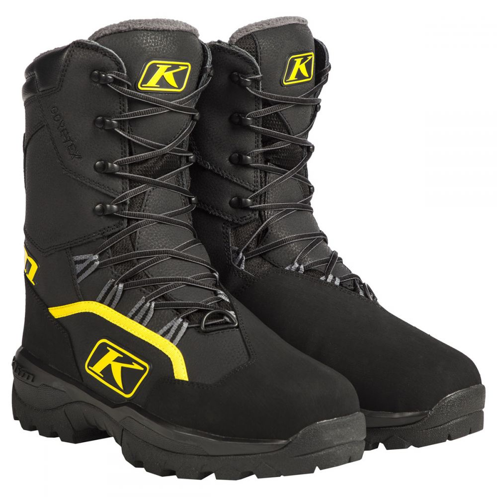 Bocanci Snow Adrenaline GTX  Black 2021