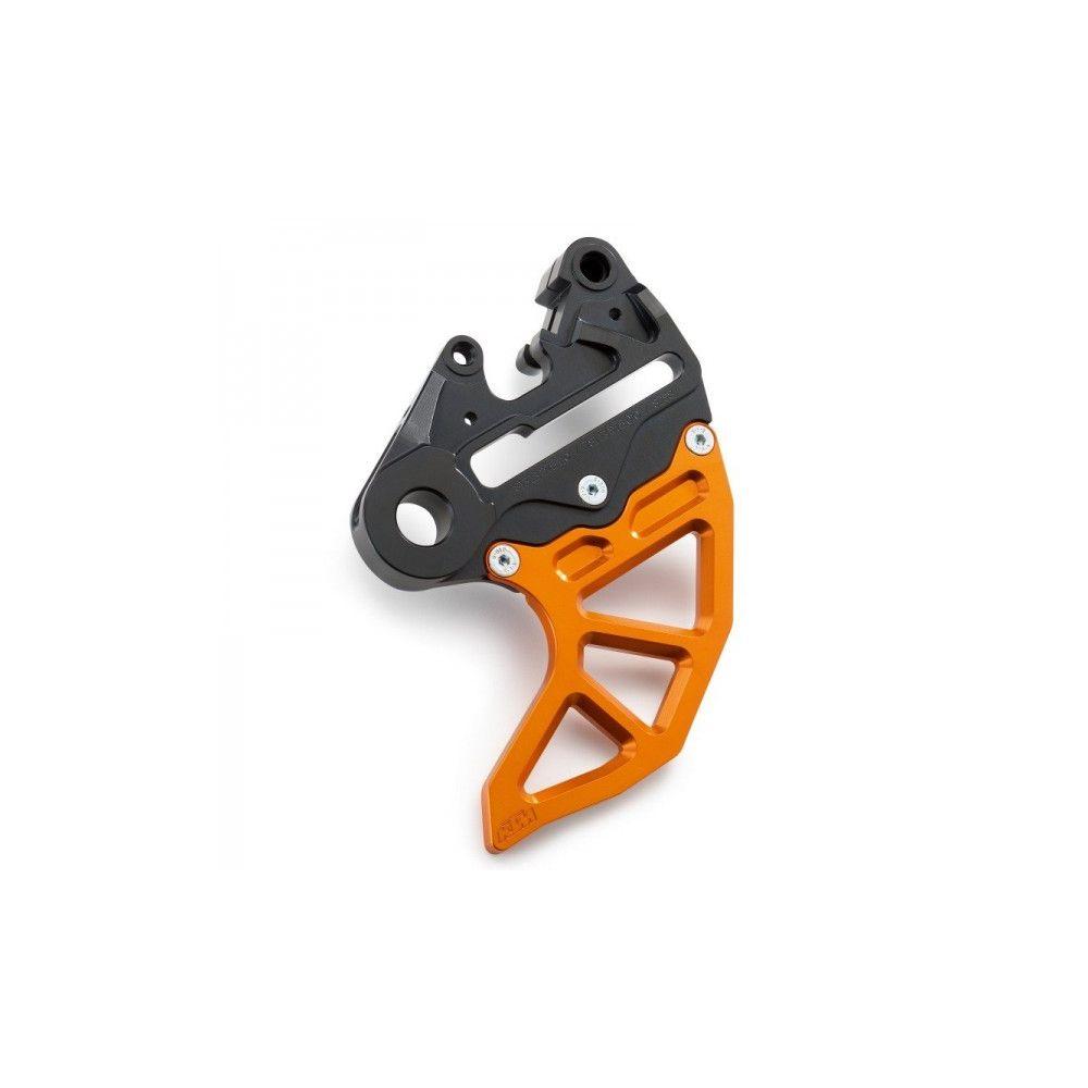 Suport Etrier Frana Spate CNC Cu Protectie Disc KTM 04-17
