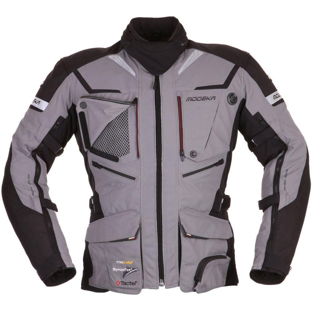 LICHIDARE STOC Geaca Textila Impermeabila Panamericana Black/Grey
