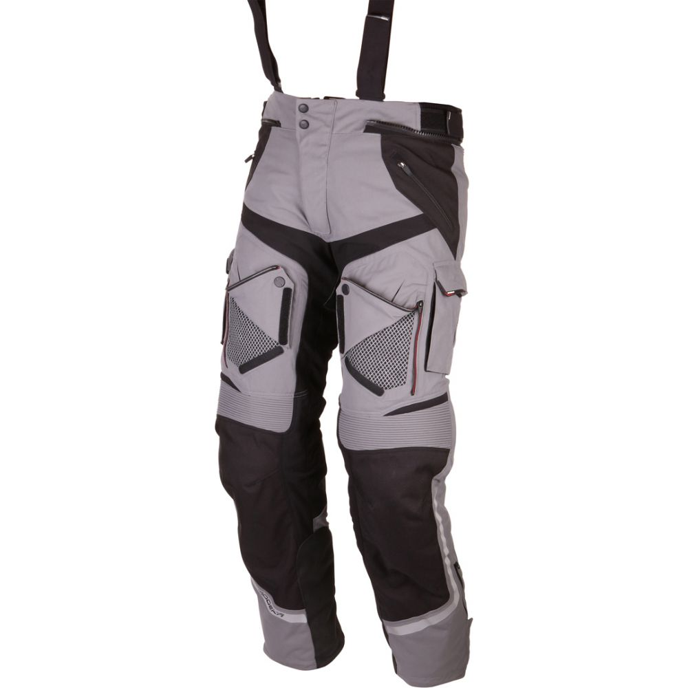 LICHIDARE STOC Pantaloni Textili Impermeabili Panamericana Gray/Black