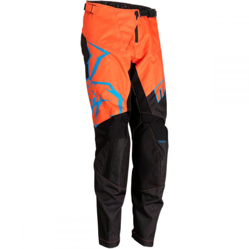 Pantaloni Copii Qualifier S20 Black/Orange