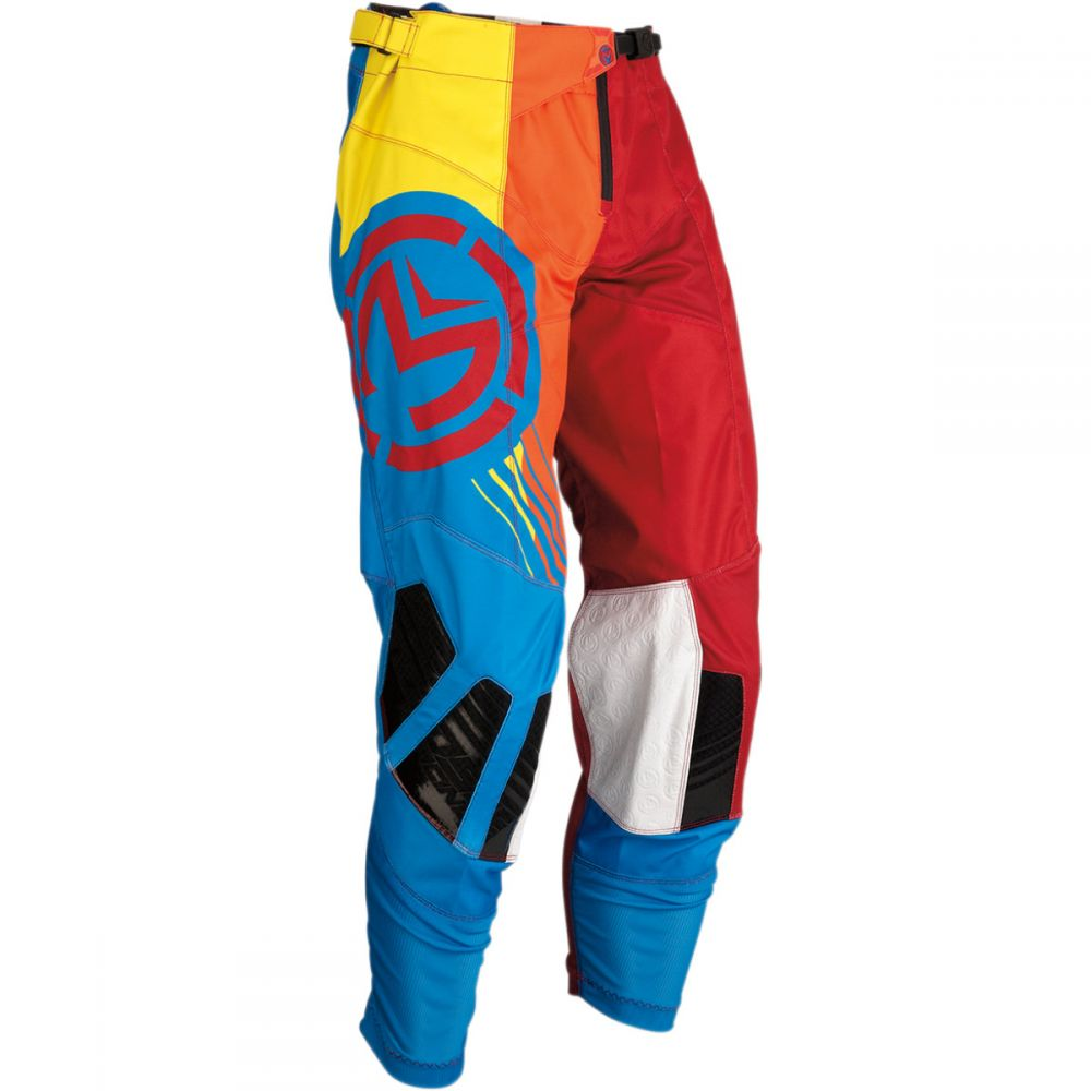 Pantaloni M1 S20 Blue/Multicolor