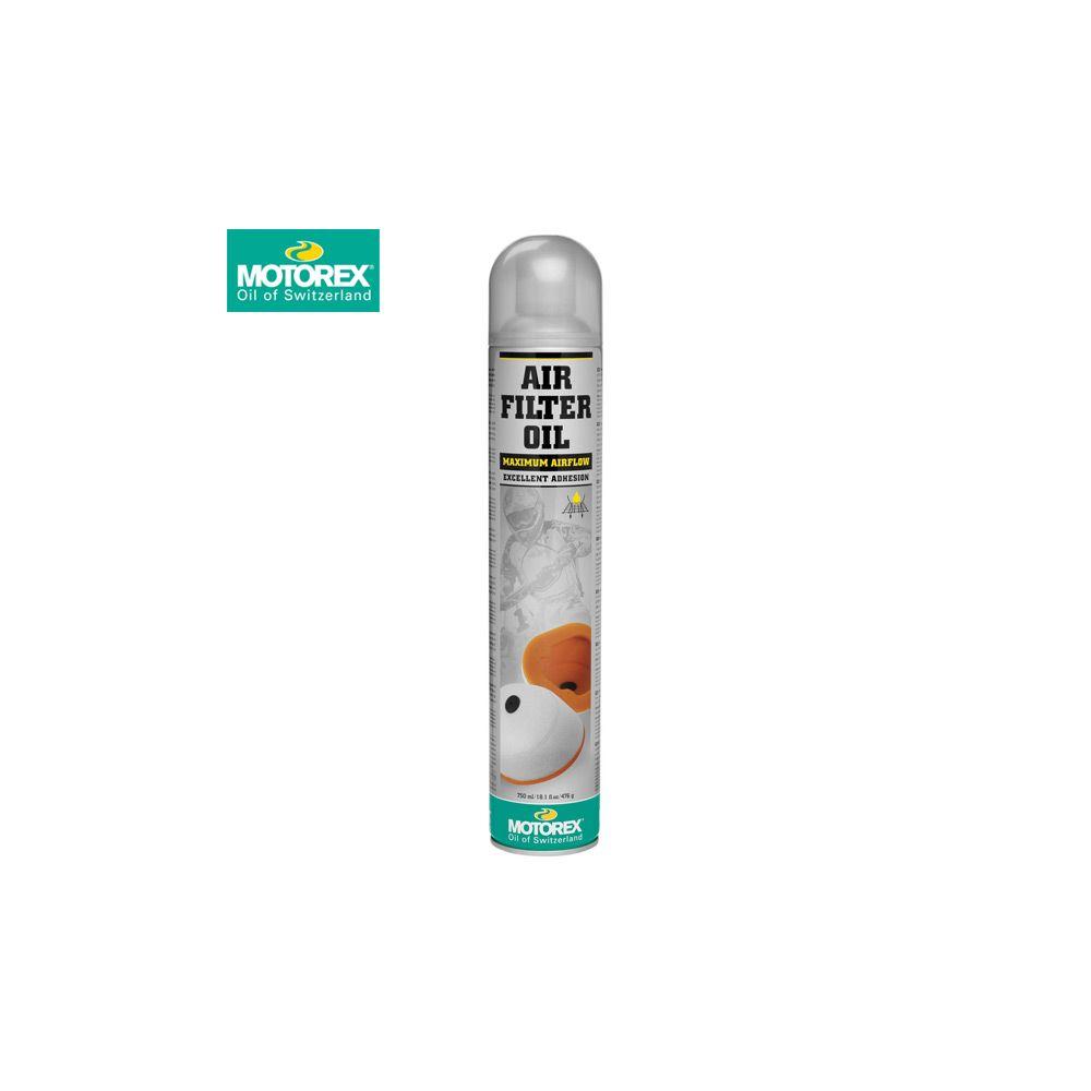 AIR FILTER OIL SPRAY - 750ML