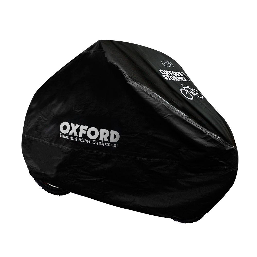 Oxford Moto Husa Negru   S Cc103